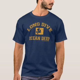 Lang duik: Oceaan diep T Shirt