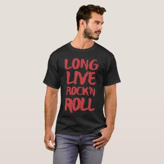 Lang Levende Rots - en - broodje T Shirt