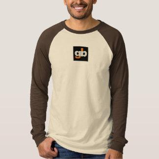 lang sleeve casual overhemd - GrassBurner T Shirt