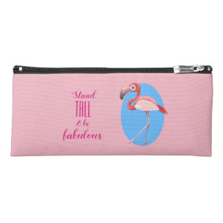 Lange de tribune & is Fabelachtige Flamingo Etui