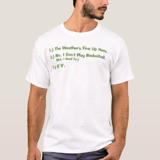 Lange Mensen T Shirt