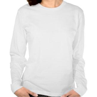 Lange Sleeve T van Jersey van de Kleding van vrouw T Shirts