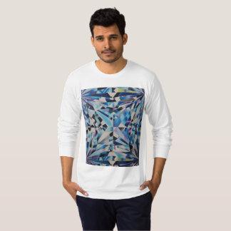 Lange Sleeve van Jersey van de Kleding van het T Shirt