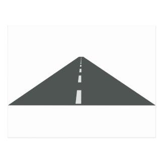 Lange Weg Briefkaart