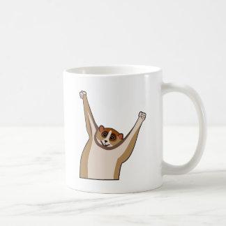Langzaam Loris Kietelend gevoel 1 Koffiemok