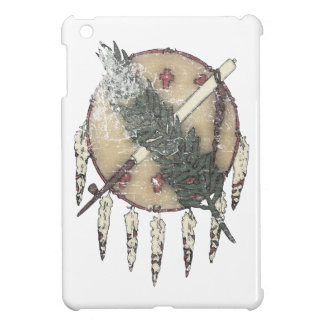 Langzaam verdwenen Dreamcatcher iPad Mini Cases