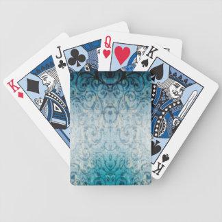 Langzaam verdwenen Elegant bloeit Poker Kaarten
