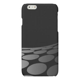 Langzaam verdwijnend iPhonehoesje van de Kunst van iPhone 6 Hoesje Mat