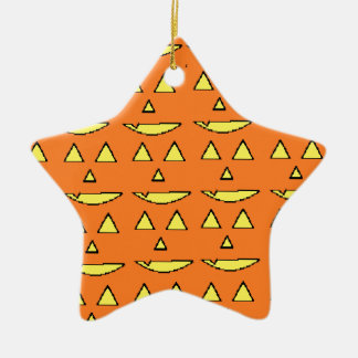 Lantaarn hefboom-o keramisch ster ornament