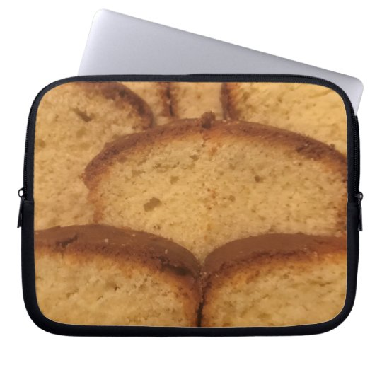 "Laptop sleeve ""Cake""."