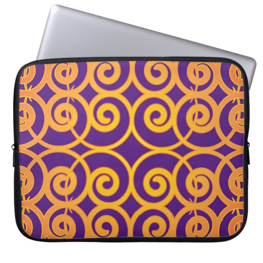 "Laptop Sleeve ""Magic Carpet"""