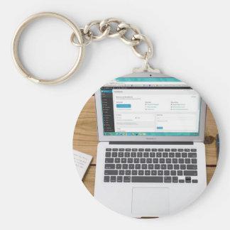 laptop sleutelhanger