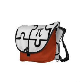 Laptop van de Boodschapper van de Riksja van het Messenger Bag