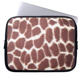 Laptop van de Druk van de giraf Sleeve