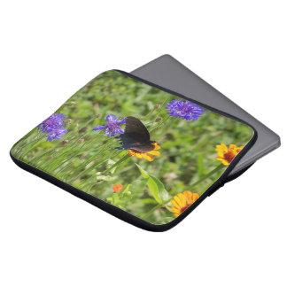 Laptop van de vlinder sleeve