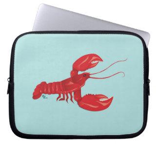 Laptop van de zeekreeft Sleeve