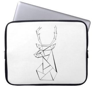 Laptop van herten Sleeve