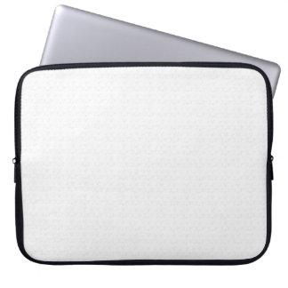 Laptop van het neopreen Sleeve 15 duim - Zilveren