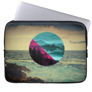 Laptop van het Neopreen van de natuur Sleeve 13