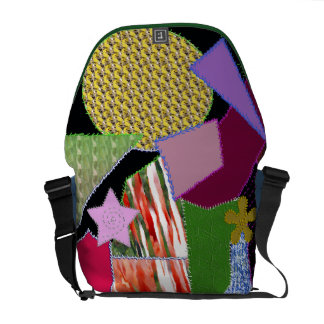 lapwerk doek courier bag