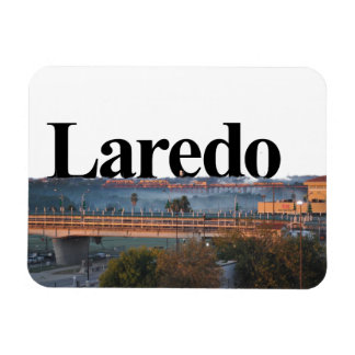Laredo, Horizon TX met Laredo in de Magneet van de