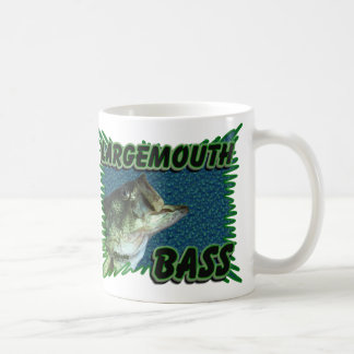 Largemouth Baarzen Koffiemok