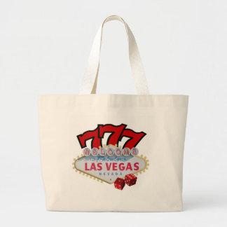 Las Vegas 777 Klassieke Zak Grote Draagtas