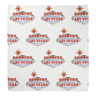 Las Vegas Bandana - het Welkome Teken van Las