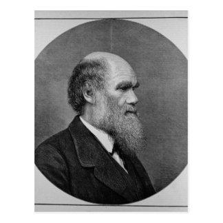 Late M.C.R. Darwin, FRS, LLD Briefkaart
