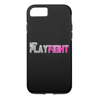 Laten we Playfight iPhone 8/7 Hoesje