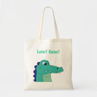 Later! Gator! Totebag Draagtas