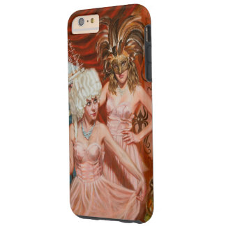 Laura Atkins Art Tough iPhone 6 Plus Hoesje