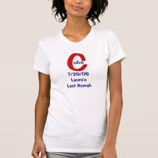 Laura duurt Horrah T Shirt