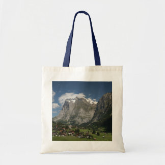 Lauterbrunnen, gebied Jungfrau Budget Draagtas
