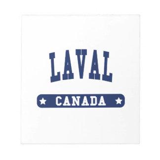 Laval Notitieblok