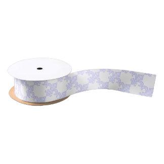 Lavender Fleur DE Lis Gift Lint Satijnen Lint