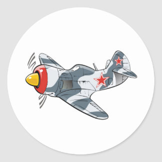 lavochkin La-7 Ronde Stickers