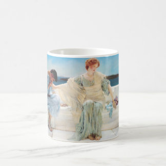 Lawrence Alma Tadema Ask Me Niet meer Mok