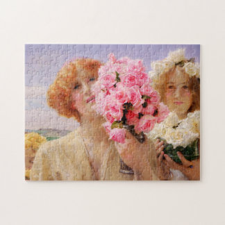 Lawrence Alma Tadema Summer Offering Puzzle Puzzel