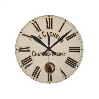 LE CACHEUR | Klassieke oude gevangen stijl Ronde Klok