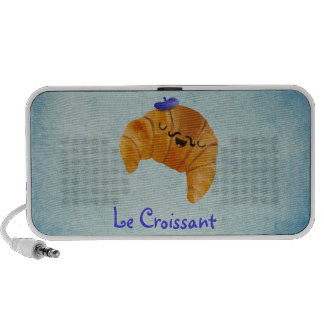 Le Croissant Reis Speaker