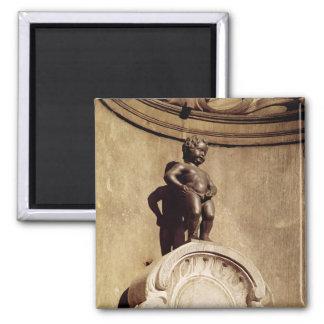 Le Mannequin Pis, 1619 Magneet