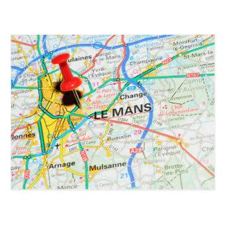 Le Mans, Frankrijk Briefkaart