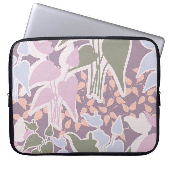 Leaves and more laptop sleeve