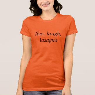 leef lachlasagna's t shirt