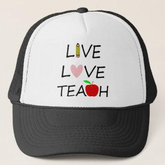 leef liefde teach2 trucker pet