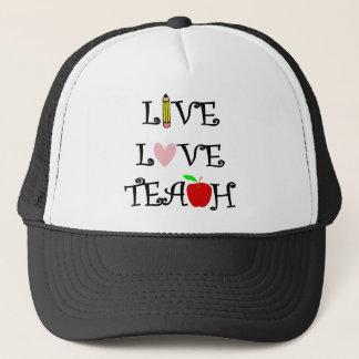leef liefde teach3 trucker pet