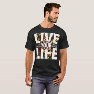 Leef Uw Leven T Shirt