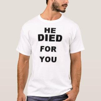 Leef voor HEM T Shirt