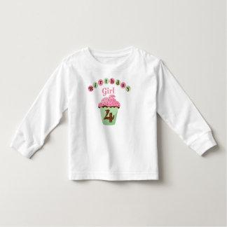 Leeftijd 4 van het feestvarken kinder shirts